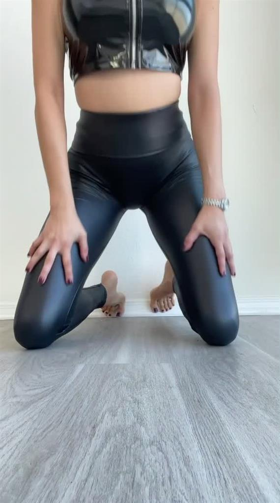 My perfect ass all wrapped up in some hot leggings.