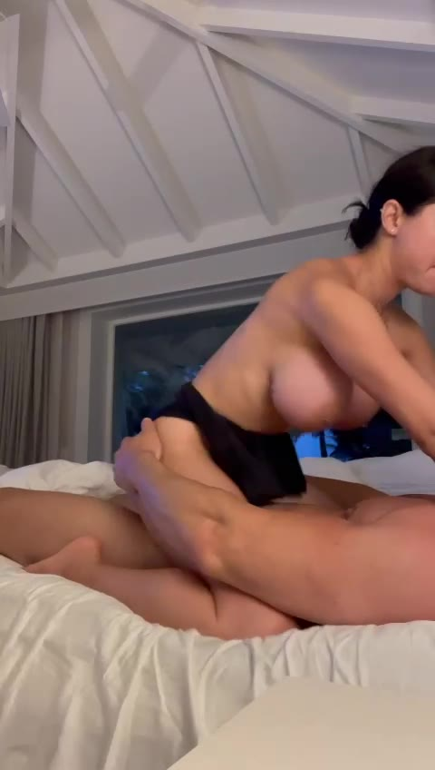 Soft Sex while my big titts bouncing