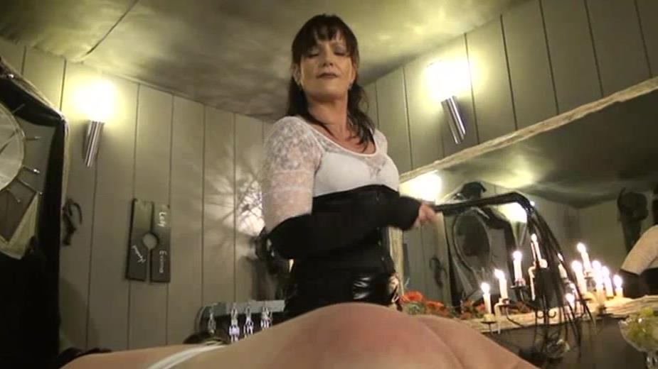 CANED AND WHIPPED TEIL 1