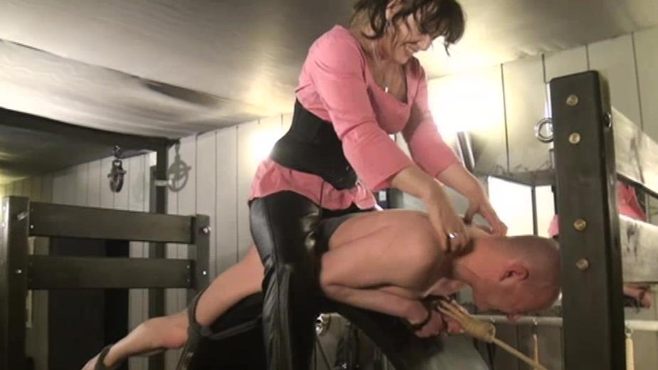WHIP AND TICKLE TORTURE