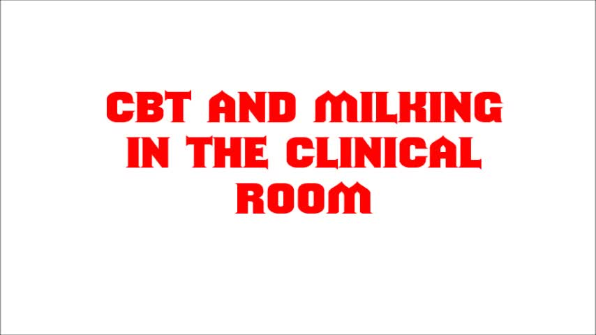 Milking In Clinical