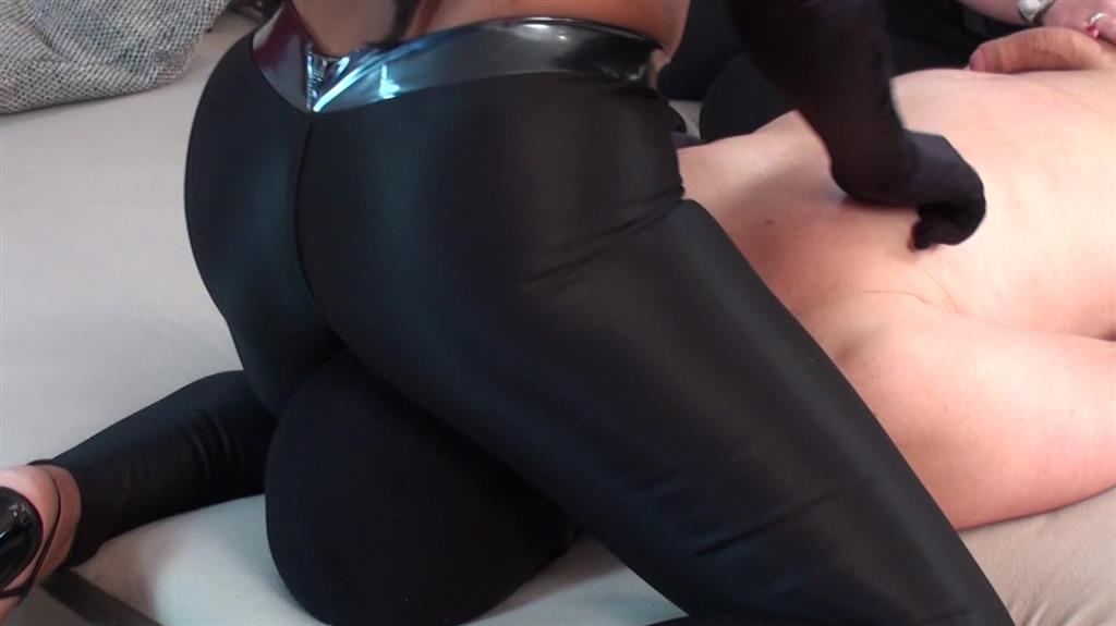 Cock Teasing And Face Sitting