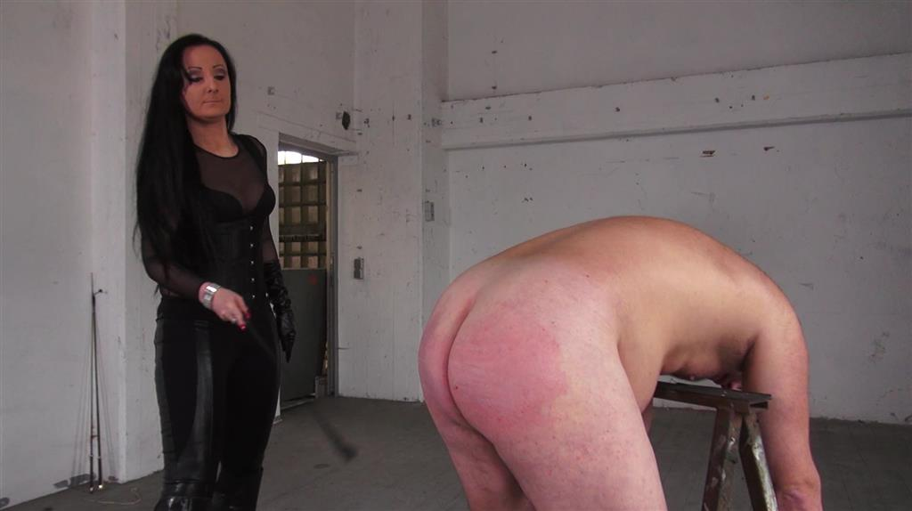My Whipping Slave
