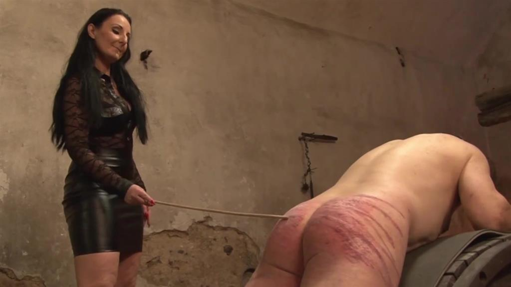 Extrem Caning for my Slave
