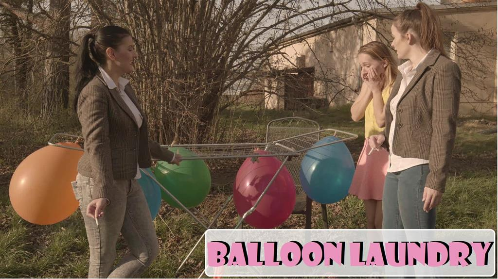 balloon laundry