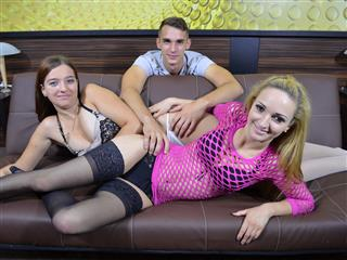 camgirl picture of PassionateTrio