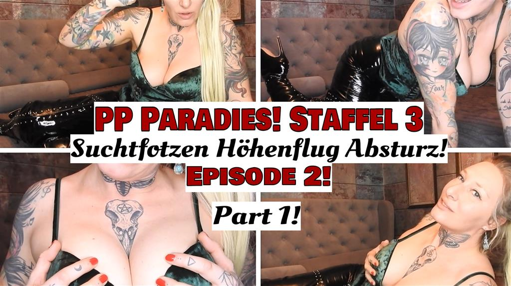 PP Paradies! Staffel 3 - Episode 2! Part 1! (de)