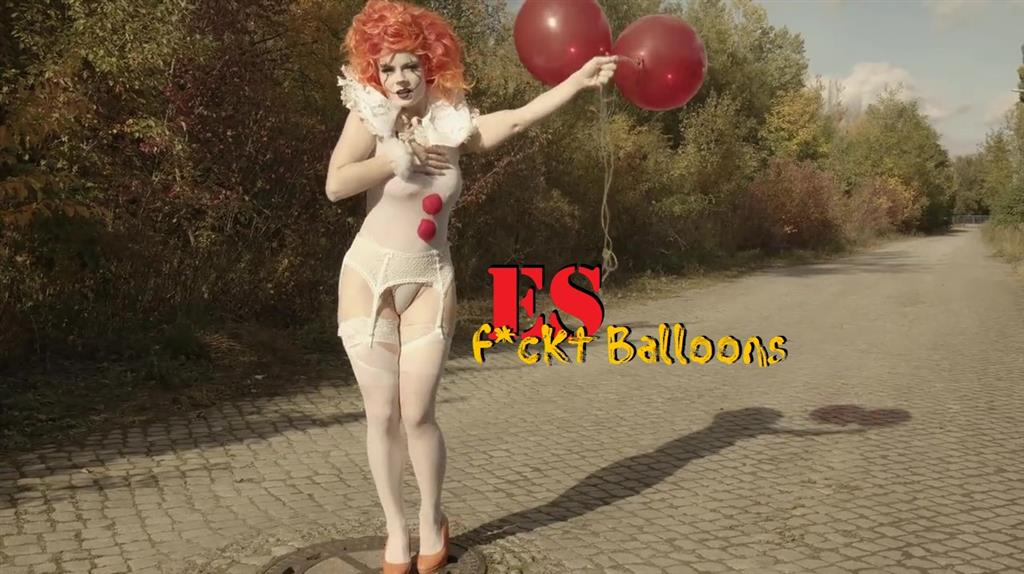 Pennywise fickt Balloons