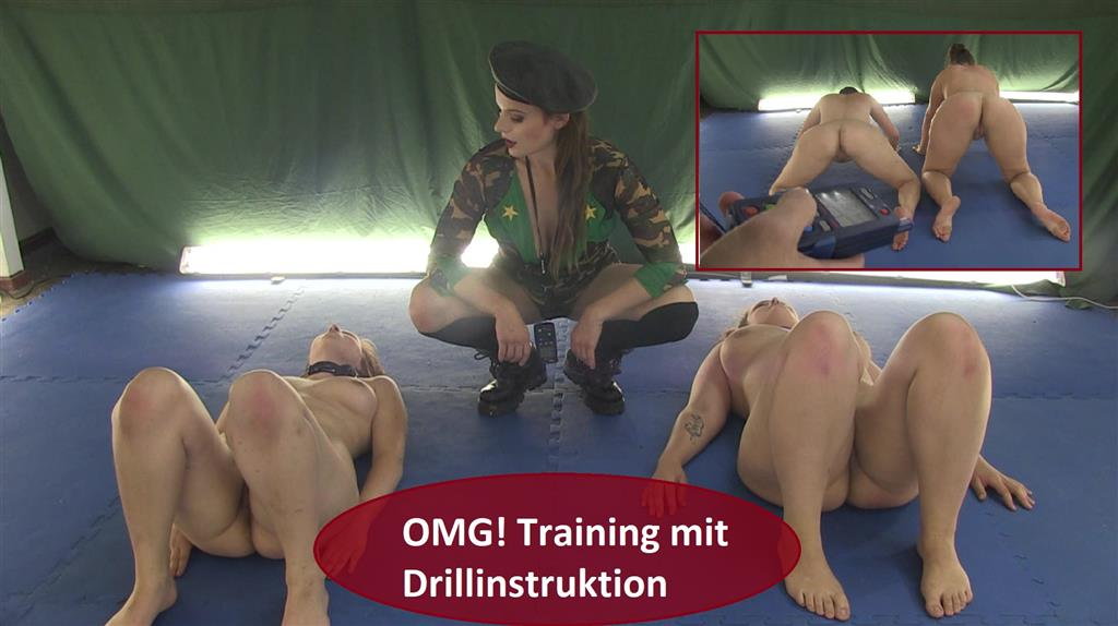 OMG! Training mit Drillinstruktion