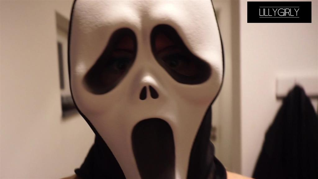 VX Anal Halloween Special Scream