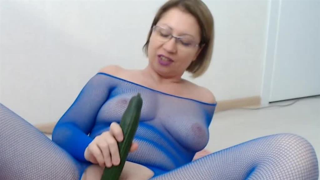 Fuck with cucumber