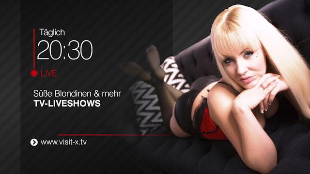ᐅ VISIT-X TV Livestream » jetzt kostenfrei heiße Frauen